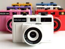 USD - HOLGA 35mm 135 format Camera 135BC / BC WHITE Lomo Fuji Kodak