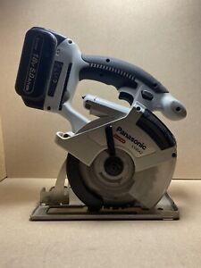 Panasonic EY45A2 Circular Saw + Battery