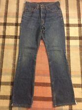 Vintage Levi's 517 Boot Cut Jeans Boyfriend Japan Metric Tag 74x88 - 29X32!!!