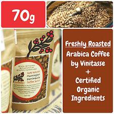 SEABERRY 100% Natural Mornington Peninsula Coffee Body Facial Scrub Organic 70g
