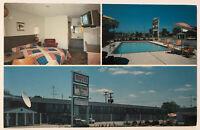 White House Inn, Dearborn Area, Michigan MI Postcard - Motel