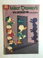 Collectible WALT DISNEY'S COMICS AND STORIES #244 DELL Silver Age-1961 10 CENT