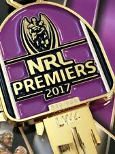 Melbourne Storm 2017 Premiership LIMITED EDITION House Key Blank-NOW IN STOCK!
