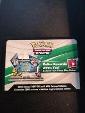 Pokemon Shining Legends TCGO Unused Elite Trainer Box code x1 ct