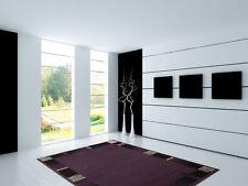 Moderne Wohnraum-Teppiche mit Umrandung für den Wintergarten