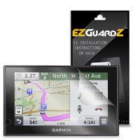 5X EZguardz Screen Protector Skin Cover Shield 5X For Garmin Nuvi 2599 (Clear)