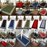Non Slip Gel Backed Large Area Rug Runner Thick Door Mat Carpet Hallway Kitchen
