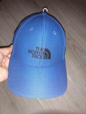 The North Face 66 Classic Cap TNF BLUE BLACK logo