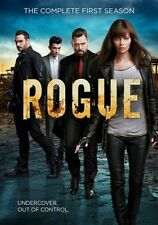 ROGUE TV SERIES COMPLETE FIRST SEASON 1 New Sealed 4 DVD Set