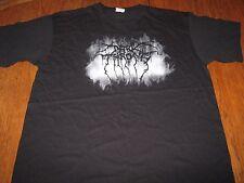 """DARKTHRONE """"Hellbound Underground Sound"""" T-Shirt M  mayhem aura noir"""