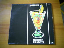 HOLLIES Russian roulette FRENCH LP POLYDOR 1976