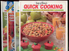 Quick Cooking Taste Of Homes Recipe Magazines X16 Baking Roasting Grilling Ideas