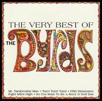 BYRDS - THE VERY BEST OF CD ~ ROGER McGUINN~DAVID CROSBY ~ 60's 70's FOLK *NEW*