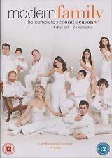 MODERN FAMILY - Series 2. Ed O'Neill, Sofia Vergara, Julie Bowen (4xDVD SET '11)
