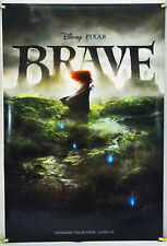 BRAVE DS ROLLED ADV ORIG 1SH MOVIE POSTER PIXAR (2012)