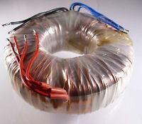 Ringkerntransformator Prim. 210 230 250V sekundär 2 x 10V je 2A  24V 4,5A