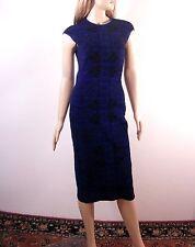 6eb284d5a041a Alexander McQueen Textured Knit Bodycon Dress Medium NWT $1625