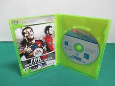 Xbox360 -- FIFA 08 WORLD CLASS SOCCER -- JAPAN. GAME. Clean & Work fully. 50296