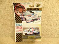 New 1992 Road Champs 1:64 Diecast NASCAR Mark Martin Valvoline Ford Thunderbird