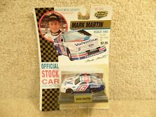 New 1992 Road Champs 1:64 Diecast NASCAR Mark Martin Valvoline Ford Thunderbird