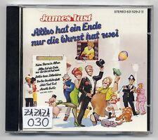 James Last CD Alles Hat Ein Ende Nur Die Wurst Hat Zwei - Polydor 831 529-2