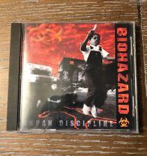 BIOHAZARD - Urban Discipline - CD