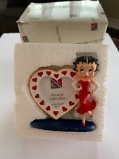 New Betty Boop in Pink Gown on Sofa Picture Frame for 3 Oval /& Square Photos