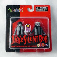 Jay & Silent Bob B&W Clerks Minimates SDCC 2013 Exclusive NEW in Box UNOPENED