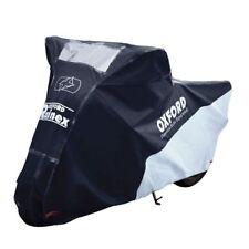 Oxford Rainex Waterproof Outdoor Motorcycle Cover Small Motorbike Rain & Dust
