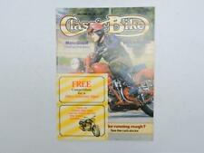 Vintage May 1984 Classic Bike Magazine Moto Guzzi BSA Specials B50 M21 B8373