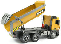 CML 1/14th RC TIPPER TRUCK 2.4Ghz 10Ch with Metal Cab,Tipper and Wheels CY1573