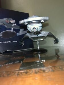 Eaglemoss Star Trek Motion Picture Klingon K't'inga Class Battlecruiser XL Ship