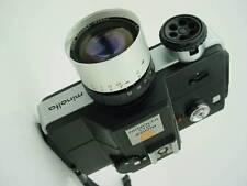 Minolta 110 Zoom SLR Camera w/Rokkor 25-50mm f/4.5 MACRO Lens