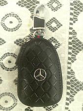 Real Leather Car Key holder case for Mercedes Benz Car