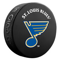 St. Louis Blues NHL Team Logo Basic Souvenir Hockey Puck