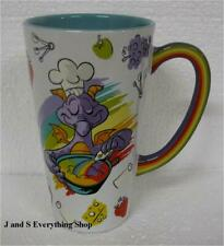 Figment 2020 Epcot Food and Wine Festival Ceramic Coffee Cup Disney In Hand New