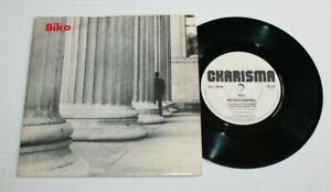 PETER GABRIEL 45 TOURS BIKO  CHARISMA CB 370 DE 1980 ORIGINAL UK