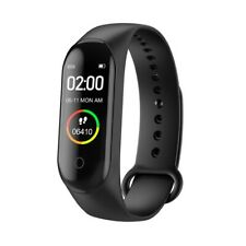 M4 Smart Band Watch Bracelet Blood Pressure Heart Rate Fitness Tracker Wristband