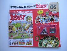 ☺ Construisez Le VILLAGE D'ASTERIX N° 1 Figurine + Maison Et Palissade  Hachette