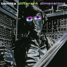 Tomita Different Dimensions CD NEW SEALED 1997