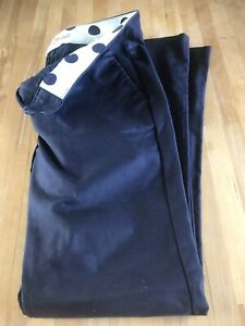 Boden Ladies Navy Trousers Size 12.