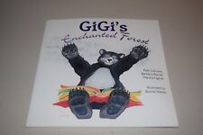 Gigi's Enchanted Forest by Patti Clemons Merritt Shields SIGNED BY AUTHORS Bears