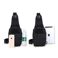 Military Shoulder Tactical Backpack Camping Travel Hiking Trekking Bag Outdoor