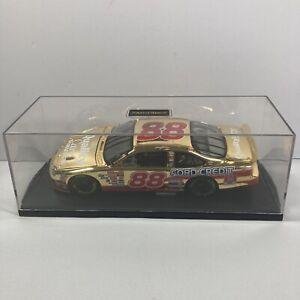 1/24 DALE JARRETT #88 QUALITY CARE  24KT GOLD  1999 ACTION NASCAR DIECAST