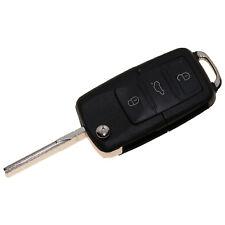 Telecomando Radio VW GOLF POLO BORA PASSAT 3b tasti chiave pieghevole pezzo grezzo a37