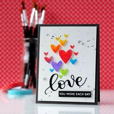 Metal Cutting Dies Stencil DIY Scrapbooking Album Paper Card Craft Embossing HQ