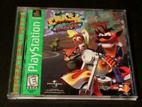 Crash Bandicoot Warped (Sony PlayStation 1) PS1 Complete