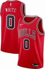 Chicago Bulls Coby White #0 Nike Men's Official NBA Swingman Player Jersey