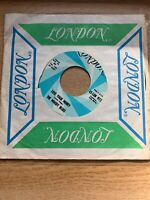 THE MOODY BLUES  LOSE YOUR MONEY/GO NOW  LONDON 9726