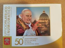 Vatican 2013 stamp and coin folder